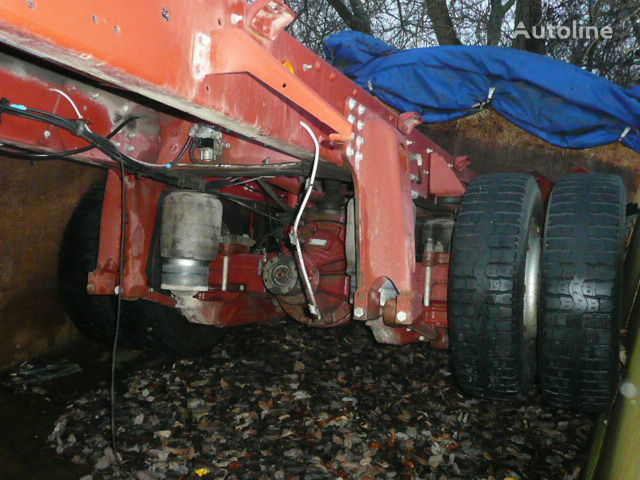 Part nr. 7183738 punte motoare pentru IVECO Eurocargo 130 E Tector camion