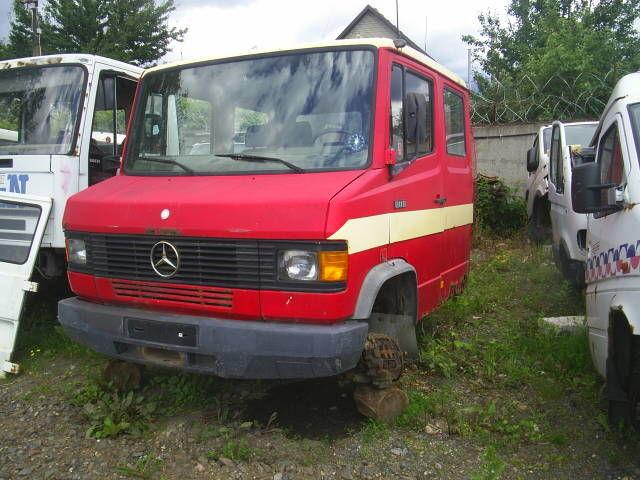 punte motoare pentru MERCEDES-BENZ 814REX camion