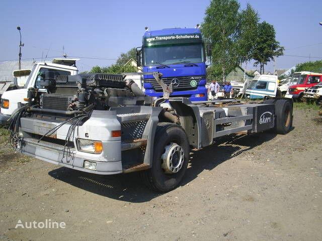 punte motoare pentru MERCEDES-BENZ ACTROS 1831 camion