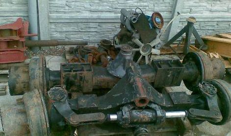punte motoare pentru ZEPPELIN 13 excavator