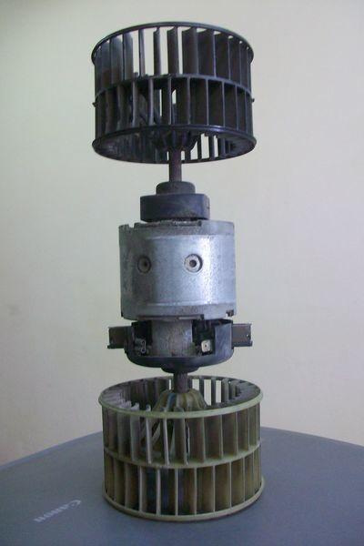 Motor pechki radiator al cuptorului pentru DAF XF,CF autotractor