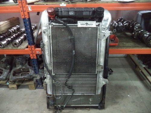 DAF radiator pentru DAF XF 105 autotractor