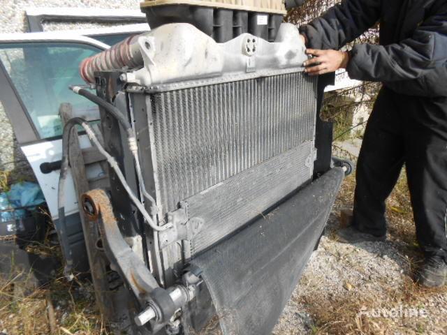 BEHRU radiator pentru MAN TGA-TGX 480 autotractor