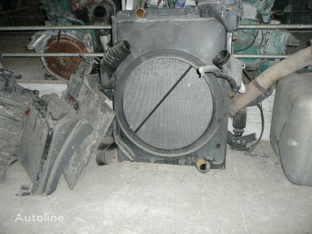 Kuehler Packett komplett radiator pentru MERCEDES-BENZ 1841/44 2007 camion