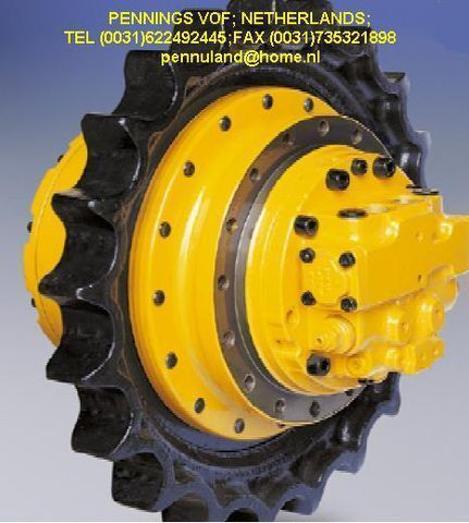 reductor rotativ pentru FINAL DRIVES excavator