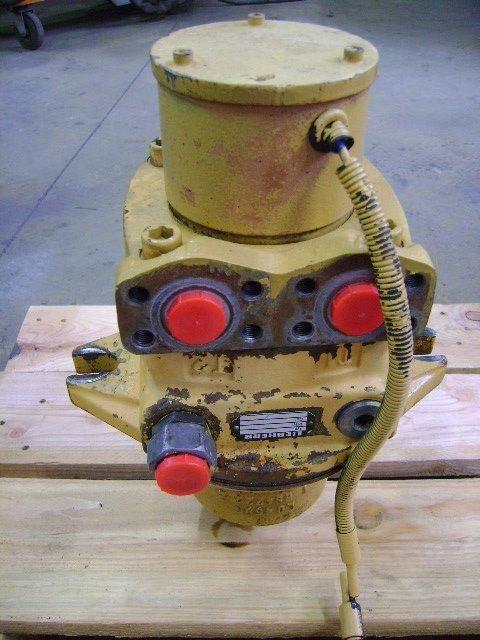 Motore di rotazione reductor rotativ pentru LIEBHERR alte mașini de construcții