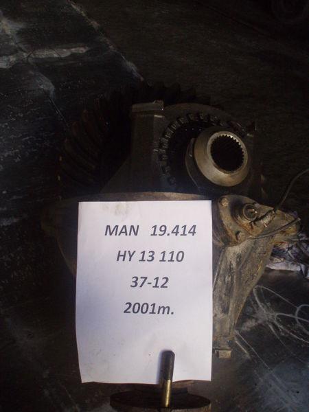 HY 13.110 reductor pentru MAN 19.414 autotractor