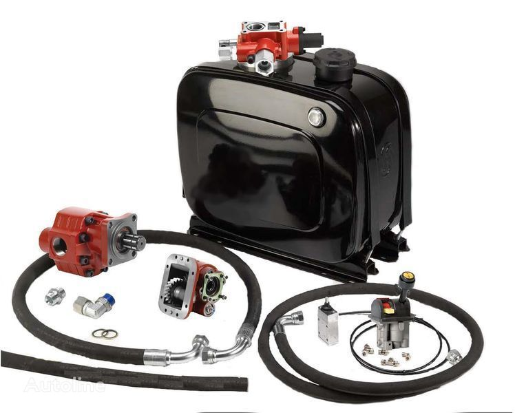 Komplekty avtomobilnoy gidravliki rezervor hidraulic pentru autotractor nou