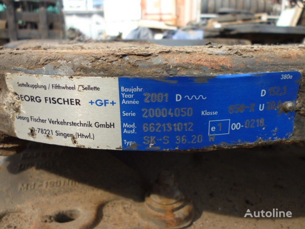 V=153 D=885 Sh=405 roată de rezervă pentru camion