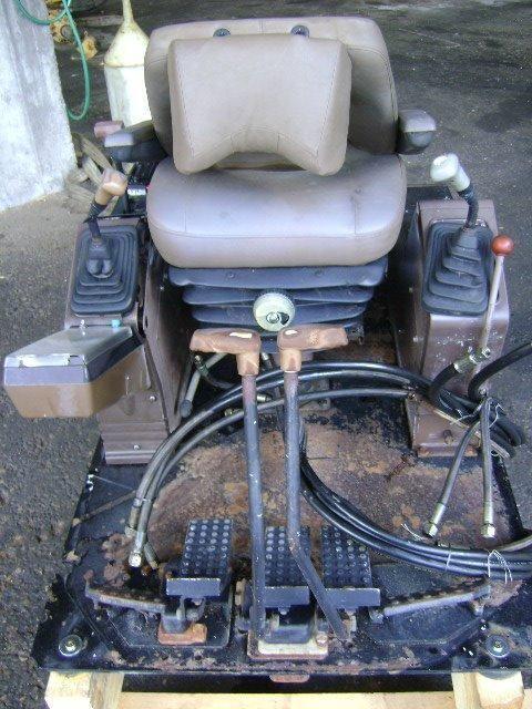 scaun pentru FIAT Hitachi  excavator