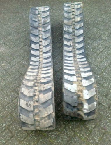 brigstone B/U rezinovye Şenilă pentru miniexcavator