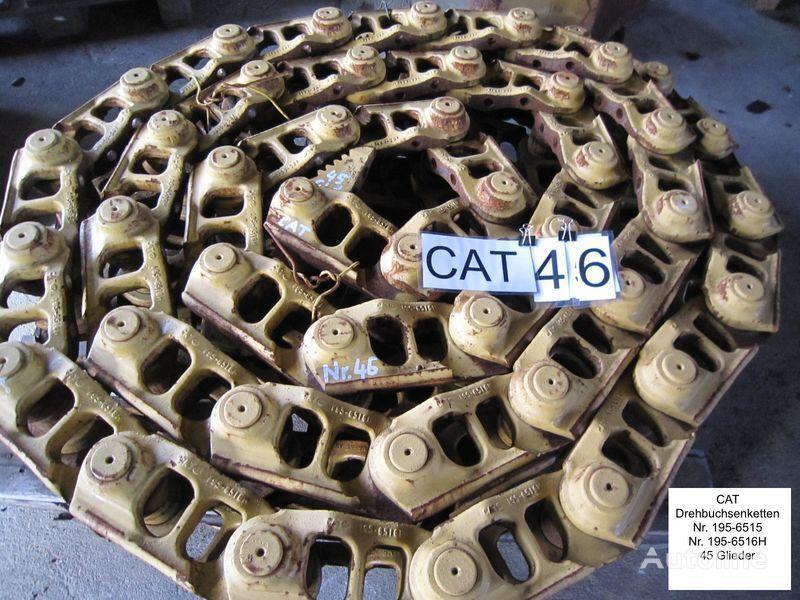 Kette /( Drehbuchsen) und Bodenplatten Şenilă pentru CATERPILLAR D6 buldozer