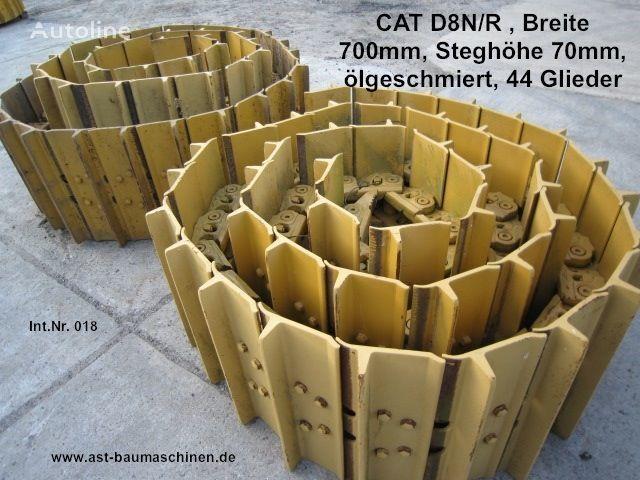 Caterpillar Kette mit Bodenplatten, used Şenilă pentru CATERPILLAR D8N/R buldozer