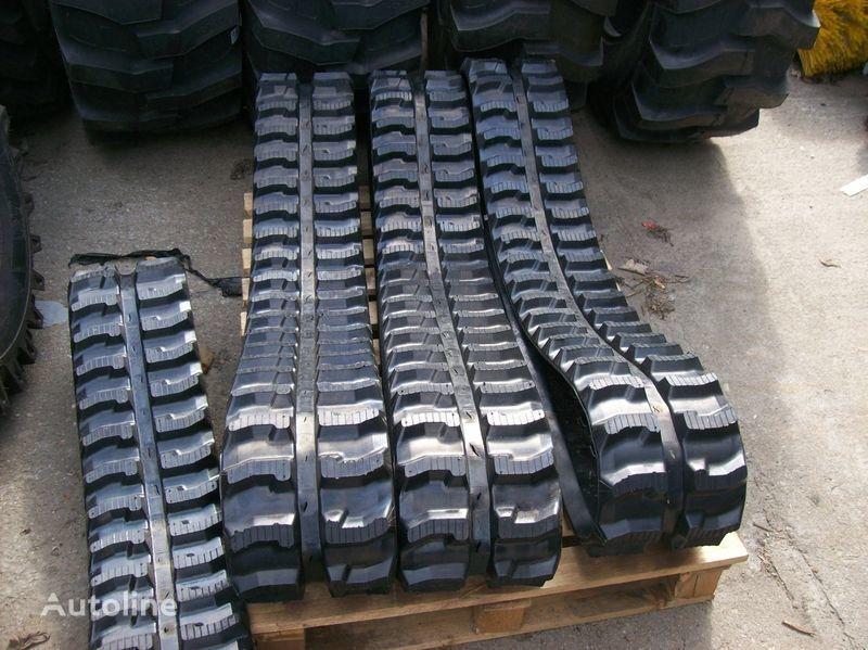 Gąsienica gumowa 230x72x43 Şenilă pentru NEUSON 1200, 1202, 1302, 1400RD, 1402 miniexcavator nou