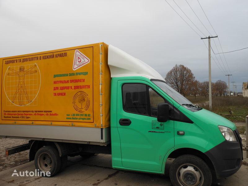 spoiler pentru GAZ NEXT camion nou