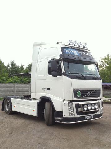 MULTI-PLAST międzyosiowy Volvo FH spoiler pentru VOLVO FH autotractor nou