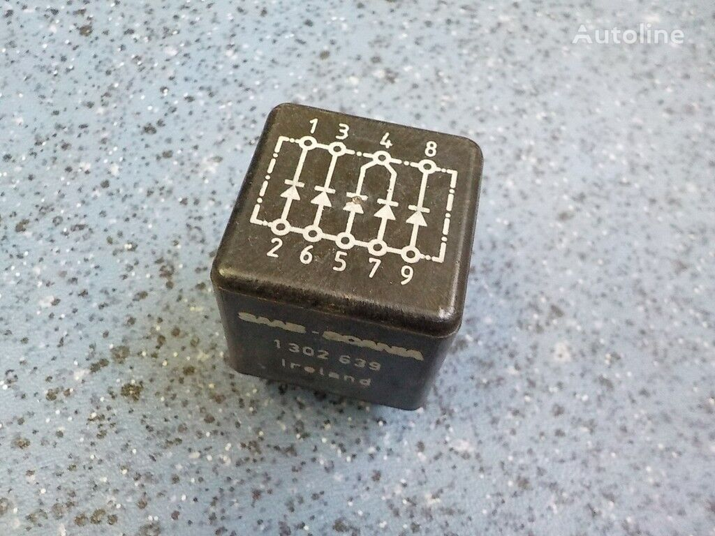 Blok elektronnyy (diodnyy blok) unitate de control pentru camion