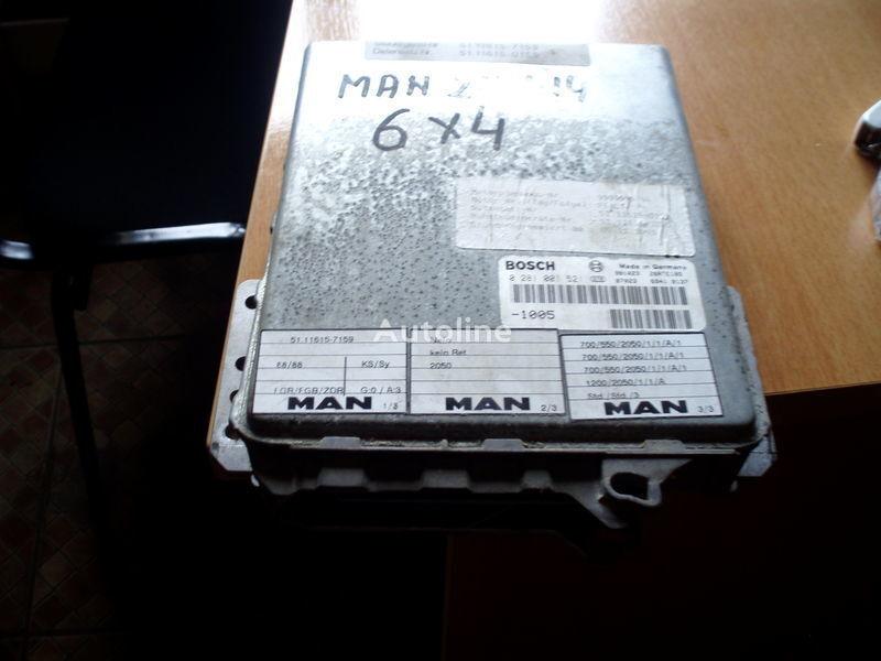 BOSCH 0281001521 ECU  51.11615.7159 unitate de control pentru 27.414 camion