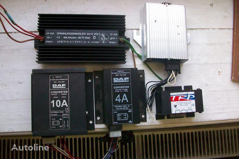 Adaptery unitate de control pentru DAF autotractor