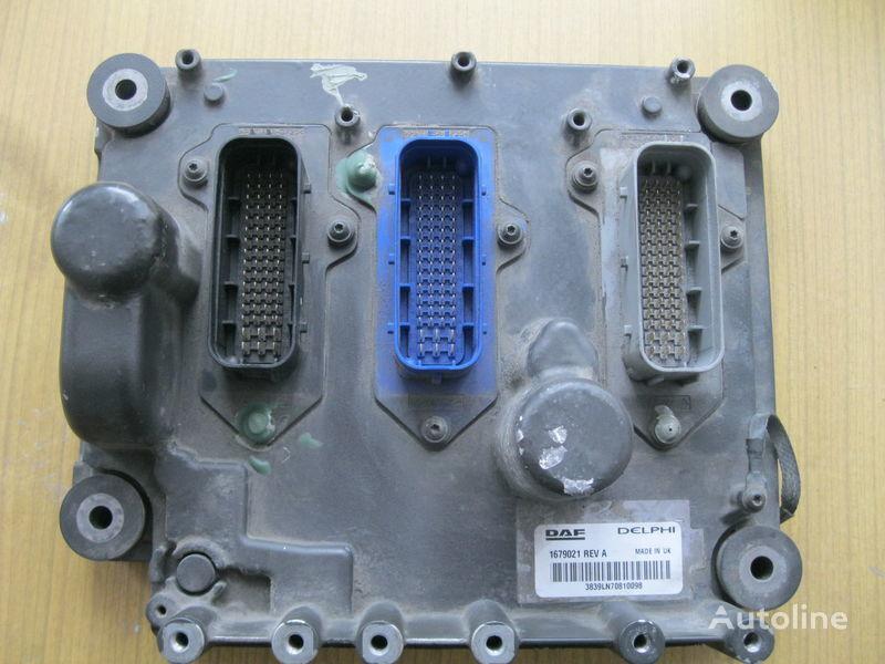 KOMPUTER SILNIKA unitate de control pentru DAF XF 105 / CF 85 autotractor