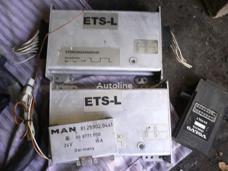 MAN ETS-L unitate de control pentru MAN autobuz