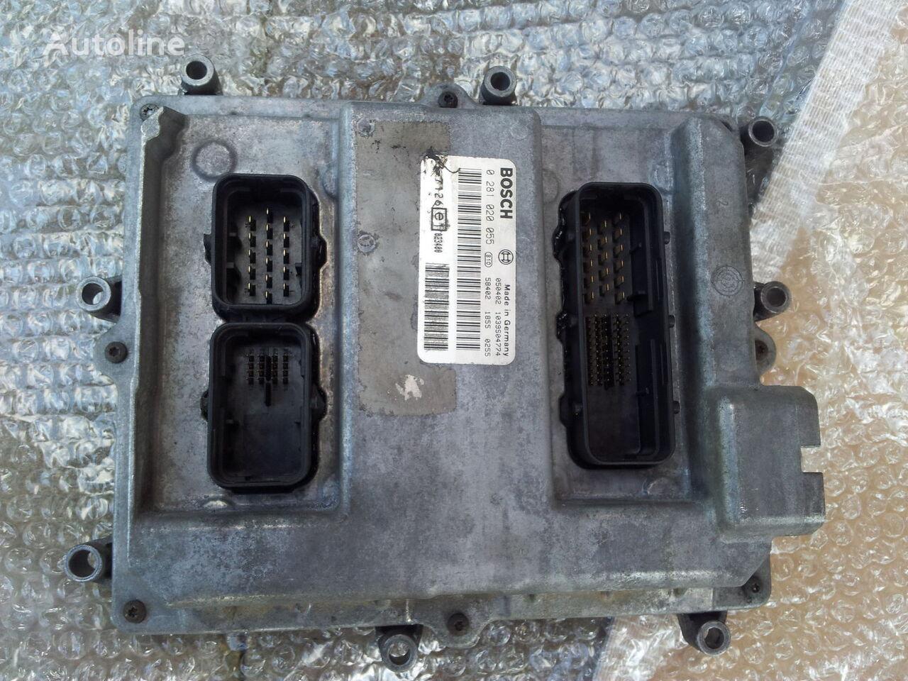 MAN Common Rail EDC, ECU electronic diesel control 0281020055, D2066LF01, 51258037126, 51258337169, 51258037127, 51258337168 unitate de control pentru MAN TGA autotractor