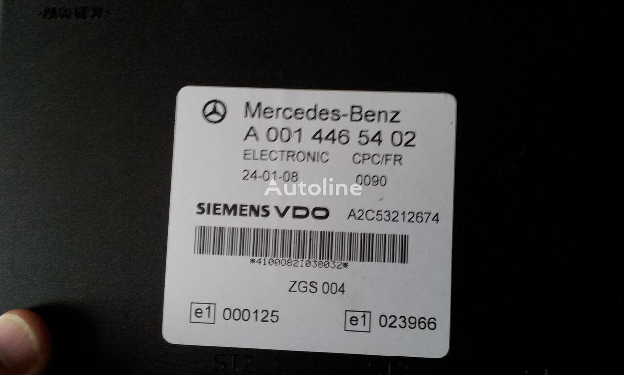 Mercedes Benz MP2 FR unit ECU 0014464102, 0014464102, 0004467502, 0014461002, 0014467402, 0004467602, 0004469602, 0014461302, 0014461402, 0014462602, 0014467002, 0014461902, 0014464102, 0024460102, 0014465402, 0024460402, 0014465702, 0024463502, 0014465702, 0024463802, unitate de control pentru MERCEDES-BENZ Actros autotractor