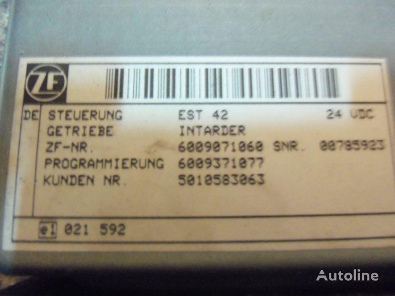 Renault DXI Intarder Control unit, EDC, ECU 5010583063, 0260001028, 6009371001, 6009071060 unitate de control pentru RENAULT MAGNUM DXI  autotractor