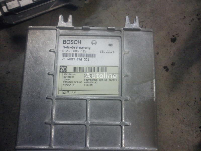 korobkoy peredach ZF6HP604C unitate de control pentru SCANIA autobuz