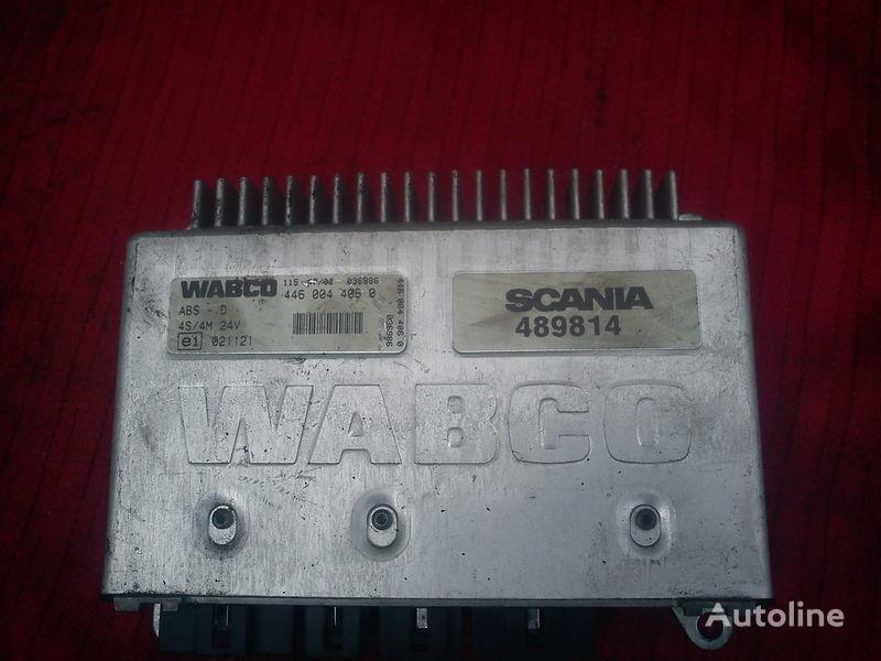 Wabco C3-4S/M 4460040850 . 4480030790. 4460030510. 4460040540 unitate de control pentru SCANIA camion