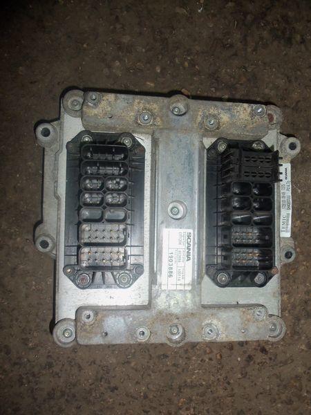 Scania R series engine computer, ECU, EDC, type DT1206, 1903886, 2061752, 2323675 unitate de control pentru SCANIA R autotractor
