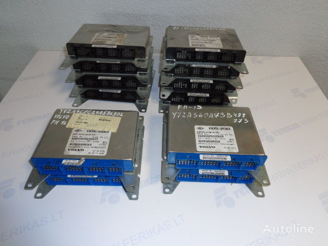 KNOR-BREMSE EBS control units  20589475, 20565116, 21083078, 20547967, 20410009, 21375986, 20428758, 20589476, 20585456, 0486106063,0486106064, 486108001, 486106028, 486106026, 0486106103