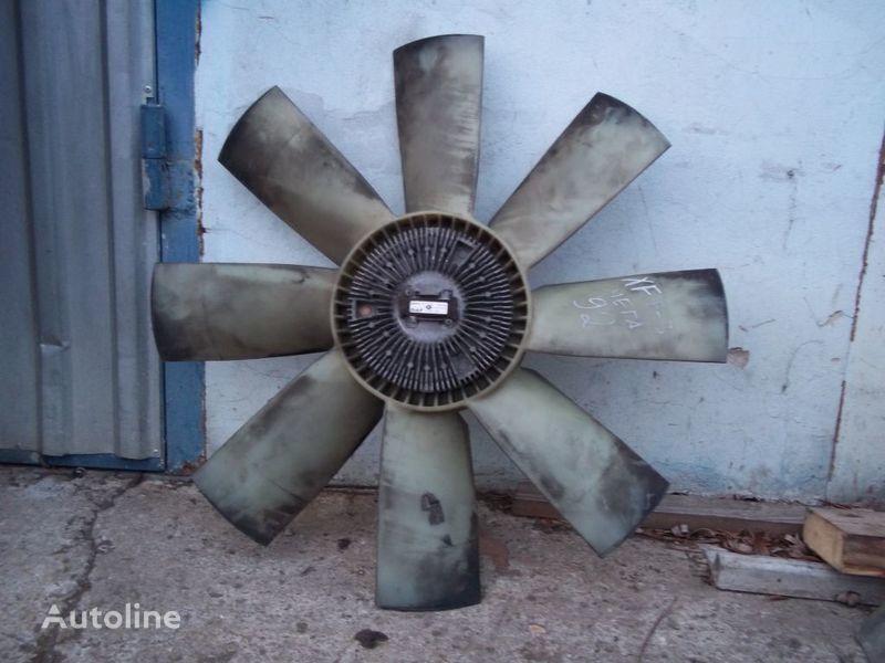 ventilator pentru DAF XF autotractor