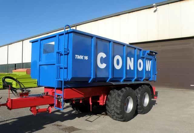 CONOW Tandem-Dreiseitenkipper (TMK 16) remorcă cereale nou