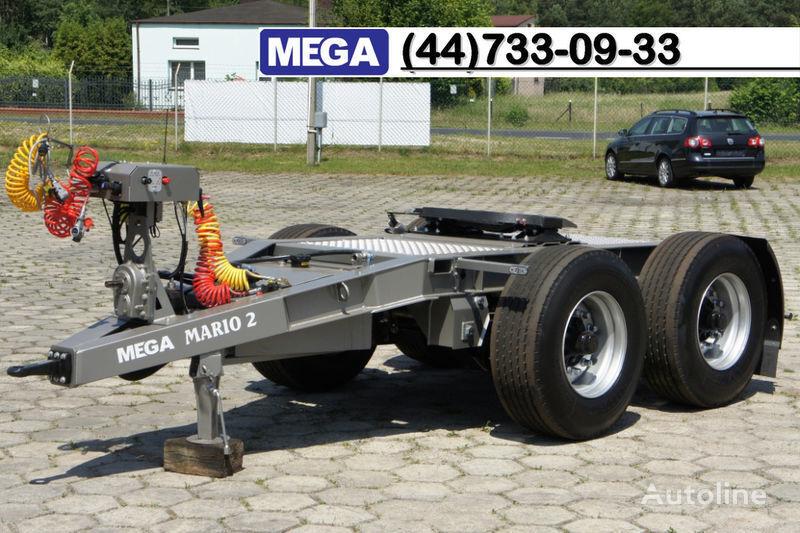 MEGA 2015 SALE !!! 2 Achsen Dolly fur Kipper mit Hydraulik - BEREIT ! remorcă dolly nou