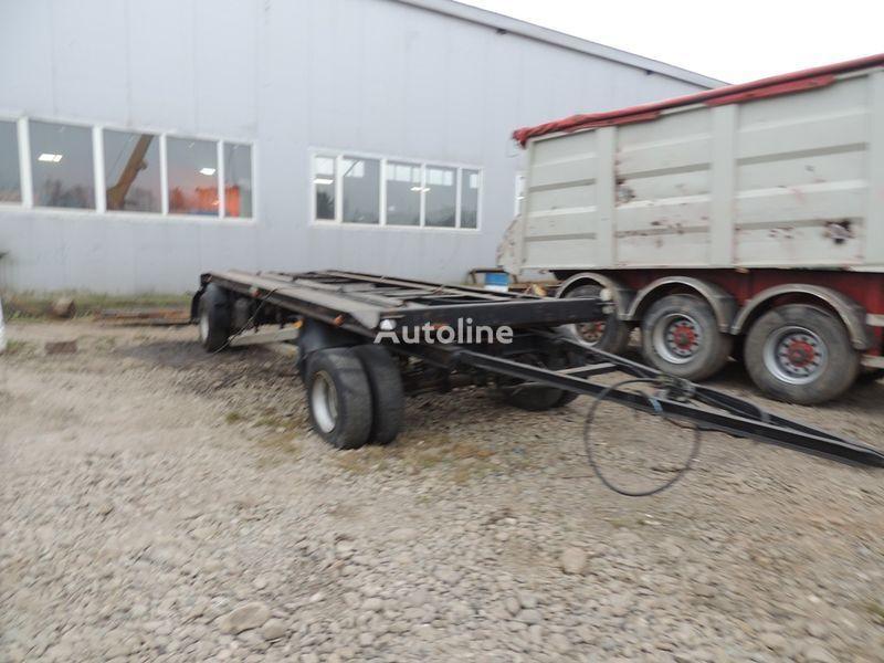 KÖGEL Pricep tral remorcă pentru transport containere