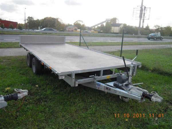 IFORWILLIAMS CT167G remorcă platformă