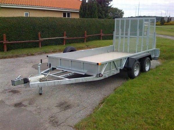 INDESPENSION PL35126AP remorcă transport agabaritic