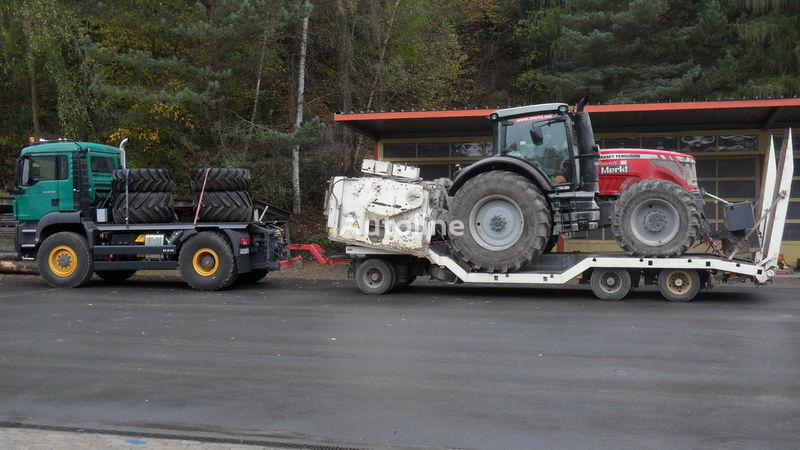 LANGENDORF remorcă transport agabaritic