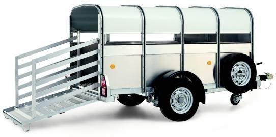 WILLIAMS P8 remorcă transport animale