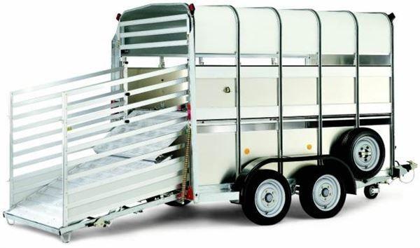 WILLIAMS TA510 remorcă transport animale