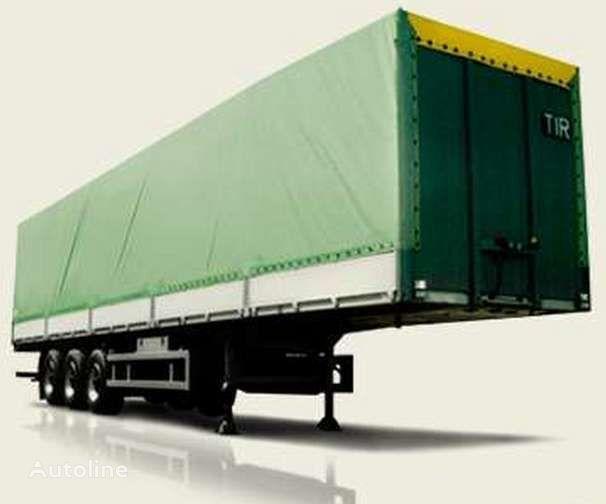 MAZ 975800 semiremorcă platforma nouă