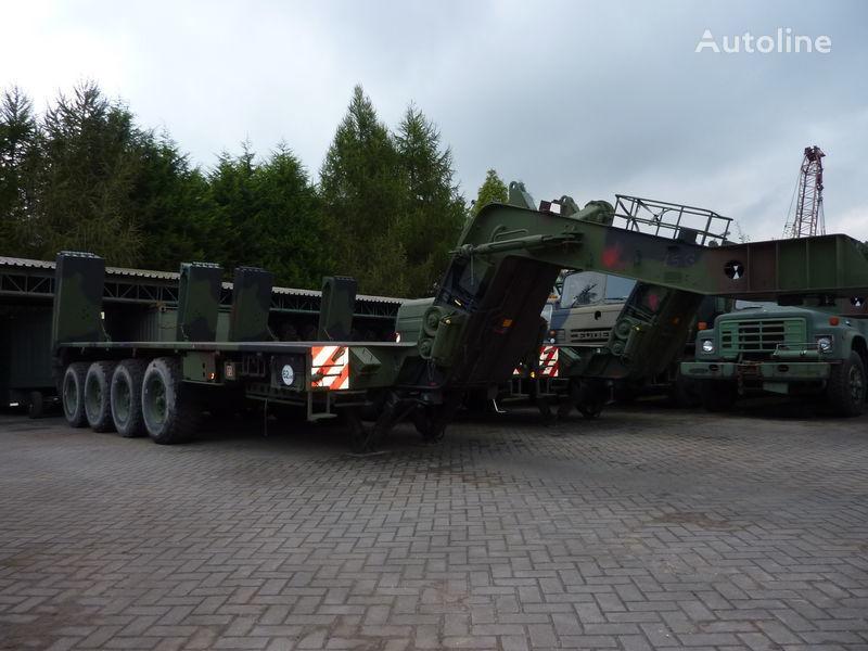 KASSBOHRER SLT50 semiremorcă transport agabaritic