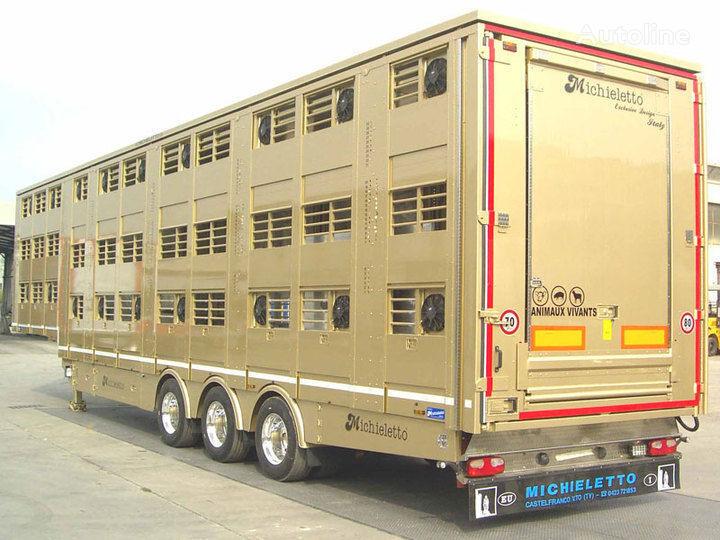 MICHIELETTO semiremorcă transport animale nouă