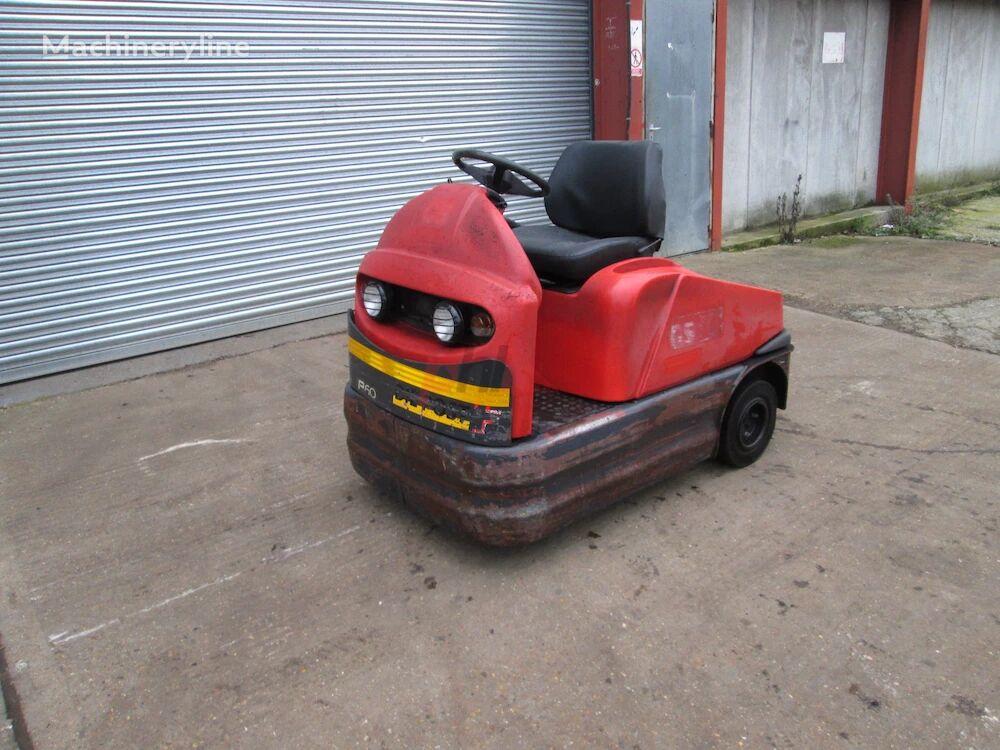 LINDE P60 126 tractor electric cu cabina