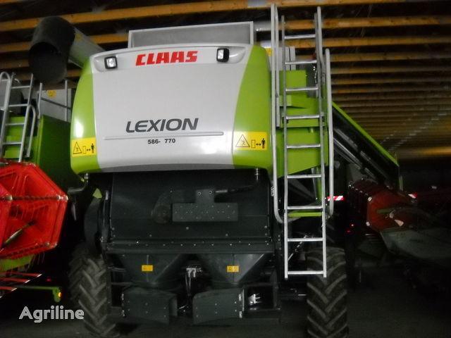 CLAAS LEXION 560 combină