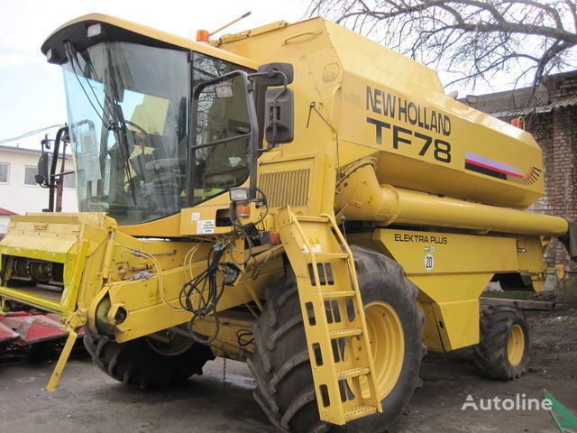 NEW HOLLAND TF 78 combină