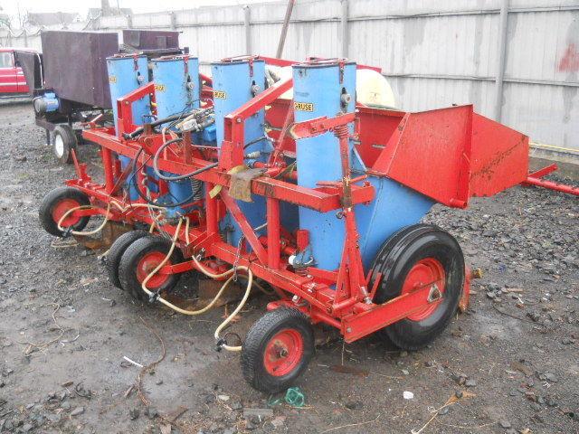 Gruse VL 19 maşină pentru plantat cartofi