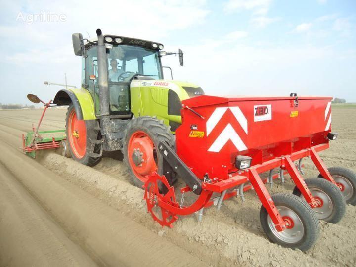 Ustroystvo dlya vneseniya udobreniy neposredstvenno v greben maşină pentru plantat cartofi nou