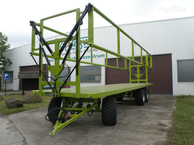 CONOW BTW V 9 Ballen-Transportwagen remorcă agricolă nou